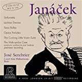 echange, troc Janacek, Serebrier, Czech State Phil Orch - Orchestral Works