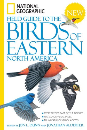 National Geographic Field Guide to the Birds of Eastern North America pocket photo guide to the birds of china