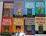img - for Author Marcia Miller Eight Bppk Set Collection Includes: The Cheshire Cat's Eye - Wolfe In The Shadows - Eye Of The Storm - Ask The Cards A Question - There's Something In A Sunday - The Shape Of Dread - There's Nothing To Be Afraid Of - DOUBLE book / textbook / text book