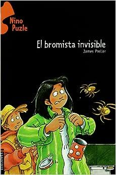 El bromista invisible (Nino Puzle): Amazon.es: James