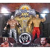 WWE Wrestlemania 24 Exclusive Series 1 Action Figure 2Pack Rey Mysterio Chavo Guerrero