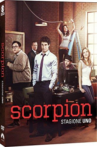Scorpion: Stagione 1 (6 DVD)