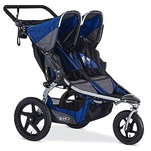 BOB 2016 Stroller Strides Fitness Duallie Stroller - Blue
