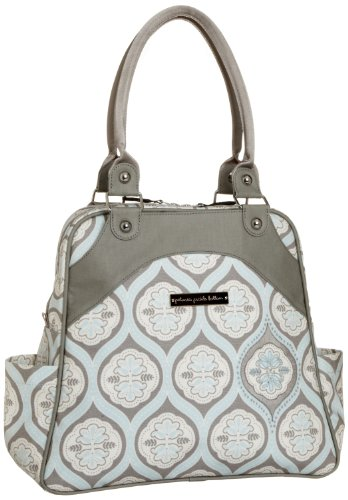 Petunia Pickle Bottom Sashay Satchel, Clouds in Cologne