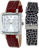 Kenneth Cole New York Women's Leather Watch Box set #KC6063