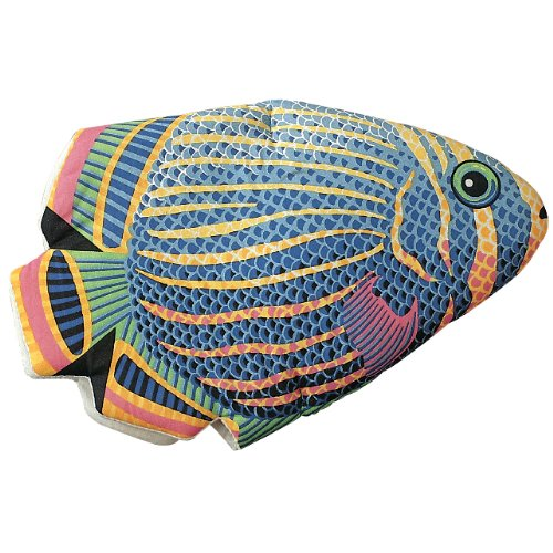Boston Warehouse Novelty Light Duty Oven Mitt, Tropical Fish (Oven Fish compare prices)