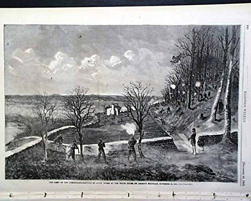 "Thomas Nast Santa Claus ""Christmas, 1863"" - Harper"