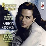 echange, troc Kathryn Grayson - Remember the Night