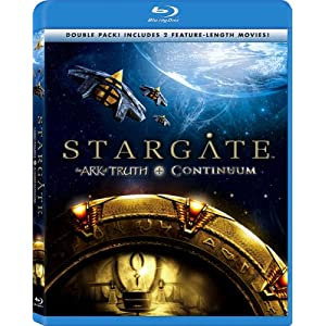 Stargate: Ark of Truth & Continuum [Blu-ray]