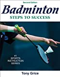 Badminton: Steps to Success - 2nd Edition (Steps to Success Activity Series)