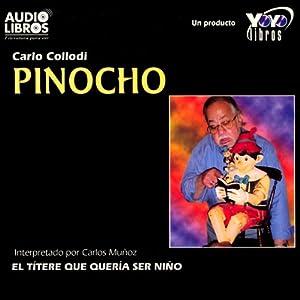 Pinocho [Pinnochio] Audiobook