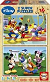 Educa Borras Puzzles Mickey Mouse Club House (16 Pieces)