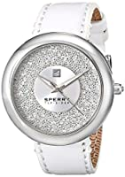 Sperry Top-Sider Women's 10018658 Sandbar Analog Display Japanese Quartz White Watch by Sperry Top-Sider Watches MFG Code