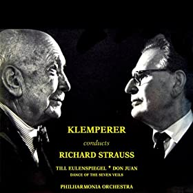 Klemperer Conducts Richard Strauss