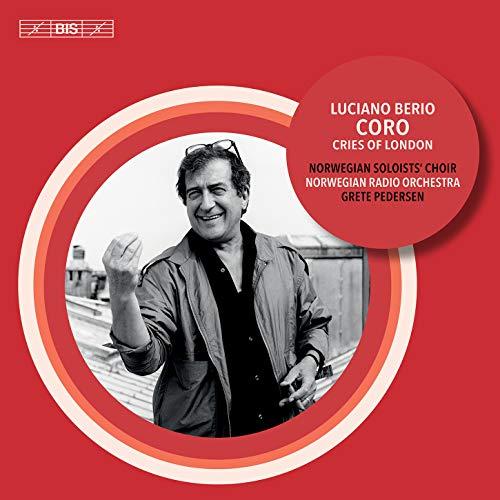 SACD : BERIO / NORWEGIAN SOLOISTS CHOIR - Coro