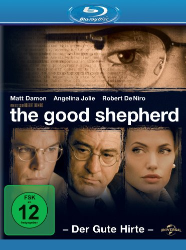 The Good Shepherd - Der gute Hirte [Blu-ray]
