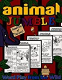 Animal Jumble: Word Play From the Wild (Jumbles) (1572431970) by Tribune Media Services