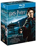Image de Coffret harry potter : 1, 2, 3 et 4 [Blu-ray]