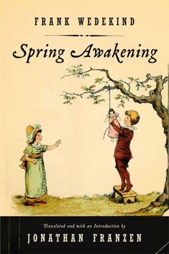 Spring Awakening A Play086547981X