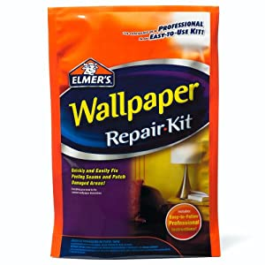 elmers e782 wallpaper repair kit wallpaper supplies
