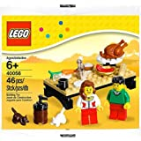 LEGO Seasonal Set #40056 Thanksgiving Feast [Bagged]