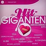 """Die Hit Giganten-Herzschmerz Hitsvon """"Various"""""""