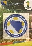 FIFA World Cup 2014 Brazil Adrenalyn XL Bosnia and Herzegovina Team Logo