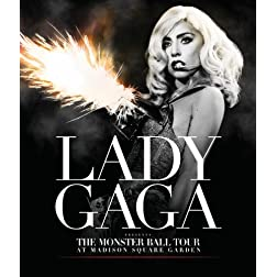 Lady Gaga Presents The Monster Ball Tour At Madison Square Garden [Edited]