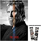 "The Giver (2014) Poster 13"" x 19"" BORDERLESS Jeff Bridges + Laminated Bookmark"