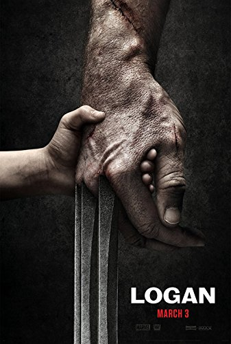 Logan - Original 27x40 Movie Poster