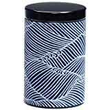 Blue Waves Canister