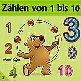 Zählen von 1 bis 10 (German Edition)