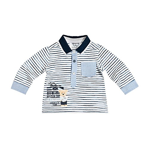 CHICCO - Polo m/l jersey (3 mesi - 56 cm)
