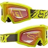 Fox Racing Youth Main Race Goggle-Yellow