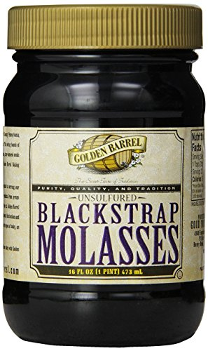 Golden Barrel Blackstrap Molasses, 16 fl. oz. (Single)