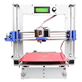 Geeetech Aluminum Prusa I3 3D Printer with Printrun Repetier Host Controler and MK8 Extruder