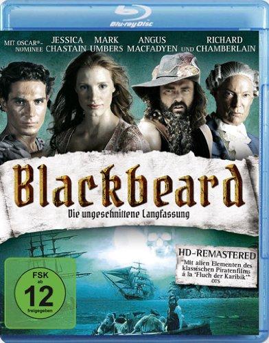 Blackbeard - Ungeschnittene Langfassung [Blu-ray]