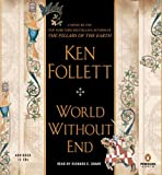 img - for By Ken Follett World Without End (Abridged) book / textbook / text book