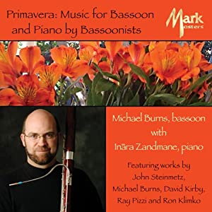 Music for Bassoon and Piano by Bassoonists: Primavera