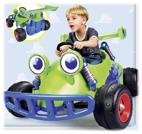 FEBER DISNEY PIXAR TOY STORY CAR BATTERY POWERED RIDE ON NEW
