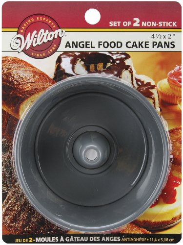 Angel Food Cake In Non Tube
