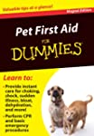 Pet First Aid for Dummies: Valuable T...