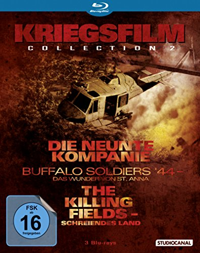 Kriegsfilm Collection 2 [Blu-ray]
