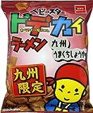 おやつカンパニー ベビースタードデカイラーメン九州うまくちしょうゆ味 68g×12袋
