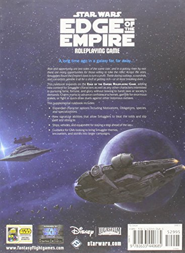 Star Wars Edge of The Empire RPG: Fly Casual from Fantasy Flight Pub Inc