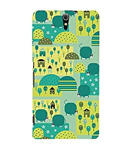 Pattern design Back Case Cover for Sony Xperia C5 Ultra Dual::Sony Xperia C5 E5553 E5506::Sony Xperia C5 Ultra