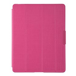 Speck SPK-A1198 PixelSkin HD Wrap Case for iPad 2/3 (Bubblegum)
