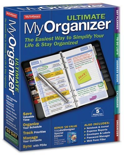 My Ultimate Organizer [Old Version]