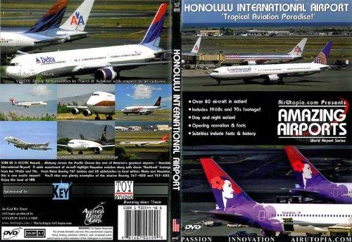 Honlulu International Airport Dvd 75 Minutes