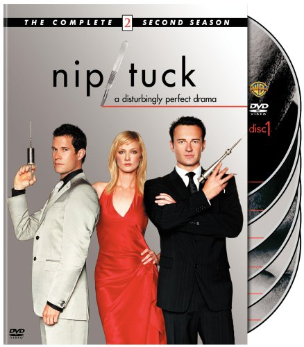Nip/Tuck: The Complete Second Season (REGION